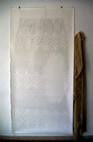 cortina puntillas